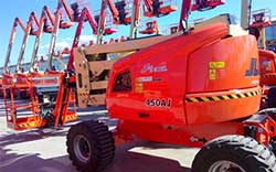 Aerial Lift Rentals in Skagit County