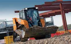 Earthmoving Equipment Rentals in Skagit County