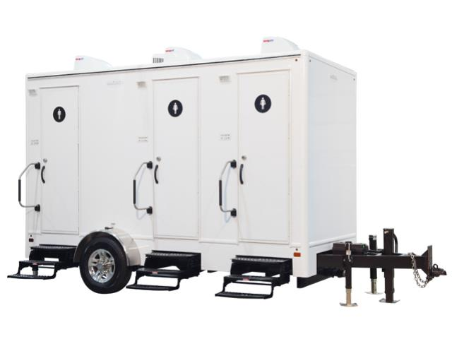 Where To Find Restroom Trailer, 3 Station In Mount Vernon ...