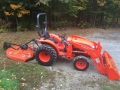 Rental store for Tractor with Brushmower Attachment in Mount Vernon WA