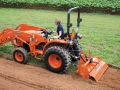 Rental store for Tractor with 48  Rototiller Attachment in Mount Vernon WA