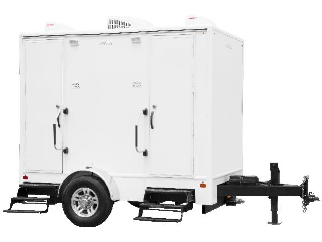 Where to find Restroom Trailer, 2 Station in Mount Vernon