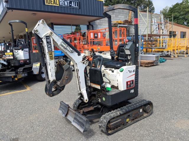 Where to find Excavator, Bobcat 418 2600lbs  RED in Mount Vernon