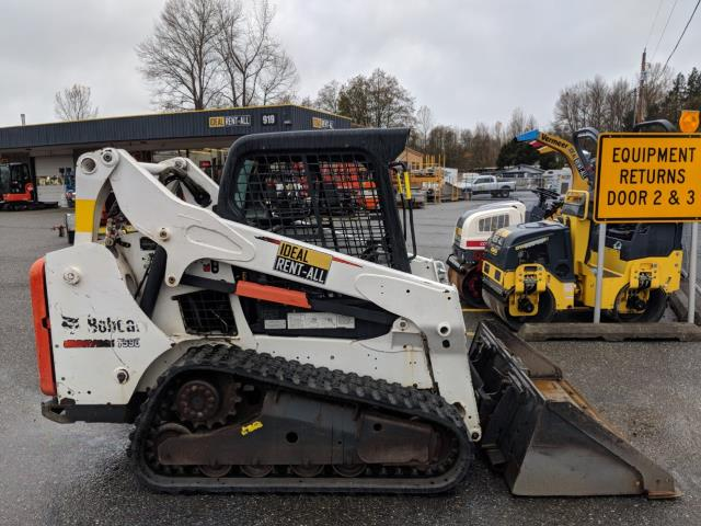 Where to find Track Loader, Bobcat T590  YEL in Mount Vernon