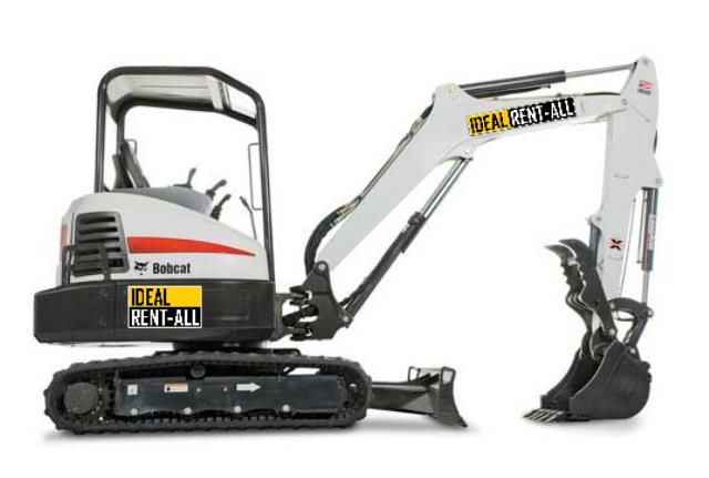Where to find Excavator, Bobcat E26 w Thumb, 5700lbs in Mount Vernon
