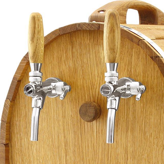 2 Tap Wooden Keg Beer Cooler Rentals Mount Vernon Wa