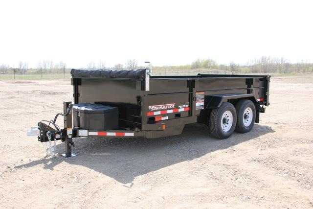 Where to find Trailer, Dump - 7 x12  Elec. Brake  GRY in Mount Vernon
