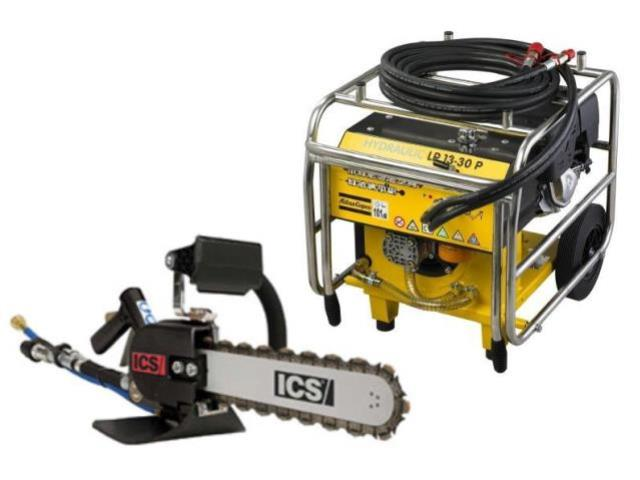 Where to find Saw, Hydraulic Concrete Chain - Package in Mount Vernon