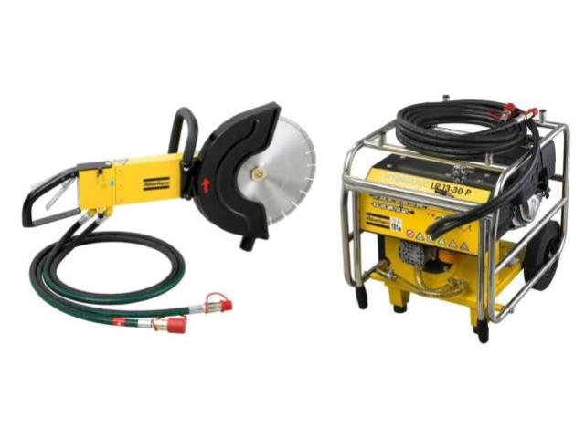 Where to find 70lb Hydraulic Demo Saw - Package in Mount Vernon