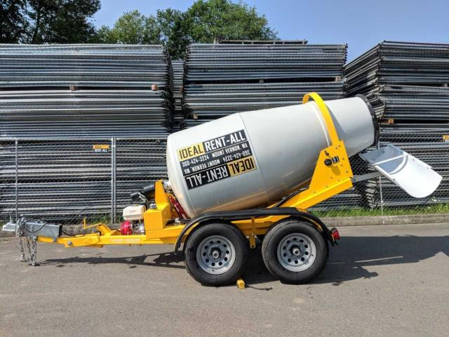 Where to find Trailer, 1-3 4 Yard Mixer Trailer in Mount Vernon