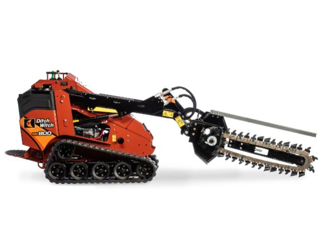 MINI SKID STEER WITH TRENCHER Rentals Mount Vernon WA, Where to Rent