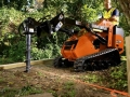 Rental store for Mini Skid Steer with Auger in Mount Vernon WA
