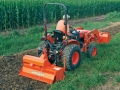 Rental store for Tractor with 66  Rototiller Attachment in Mount Vernon WA
