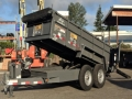 Rental store for Trailer, Dump - 7x14 Elect. Brakes in Mount Vernon WA