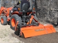 Rental store for Tractor with 58  Rototiller Attachment in Mount Vernon WA