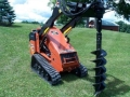 Rental store for Mini Skid Steer - Auger Head Attachment in Mount Vernon WA