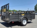 Rental store for Trailer, Open Utility 6  x 10 in Mount Vernon WA