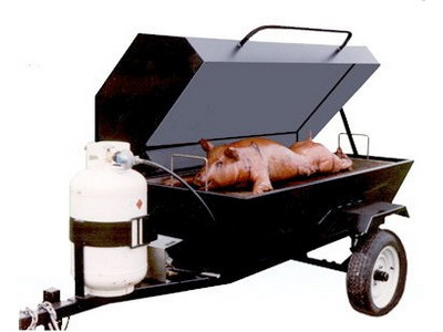 Rent Bbq / Griddle / Pig Cooker