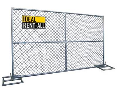 Rent Temporary Fence