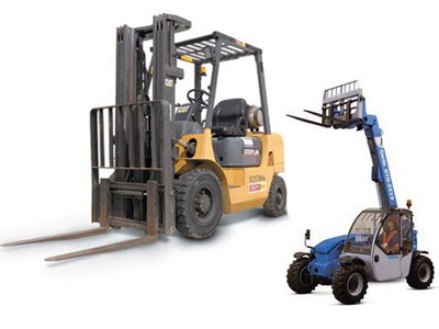 Rent Forklift - Industrial, Shooting Boom