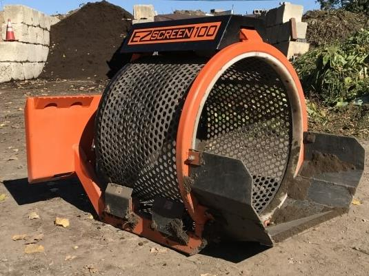 Rent Topsoil Screener