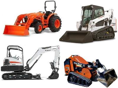 Earth Moving Equipment Rentals in Mount Vernon, Washington