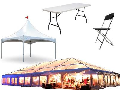 Canopy Party Rentals in Mount Vernon, Washington