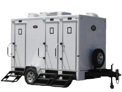 Restroom Trailer Rentals in Mount Vernon, Washington