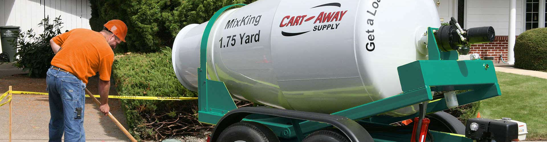 Cart-Away Concrete in Bellingham, Skagit County, Mt Vernon, Sedro Woolley, Burlington, Anacortes, San Juan Islands